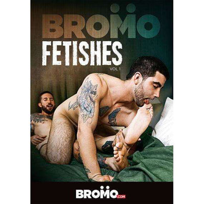 GAY DVD - BROMO Fetishes - BROMO Bareback