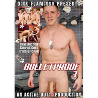 GAY DVD - Bulletproof 3 - Active Duty