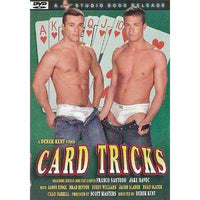 GAY DVD - Card Tricks - Studio 2000