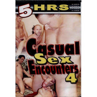 GAY DVD - Casual Sex Encounters 4 - 5 Hour
