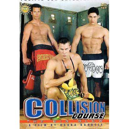 GAY DVD - Collision Course - The Big Blow