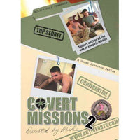 GAY DVD - Covert Missions 2 - Active Duty