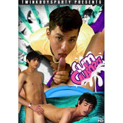 GAY DVD - Cum Gushers - Twink Boys Party