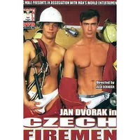 GAY DVD - Czech Firemen - Jan Dvorak