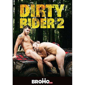 GAY DVD - Dirty Rider 2 - BROMO Bareback