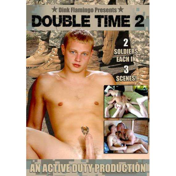 GAY DVD - Double Time 2 - Active Duty