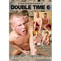 GAY DVD - Double Time 6 - Active Duty