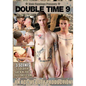 GAY DVD - Double Time 9 - Active Duty