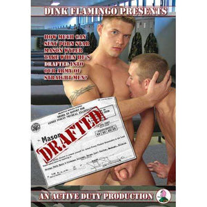 GAY DVD - Drafted - Active Duty