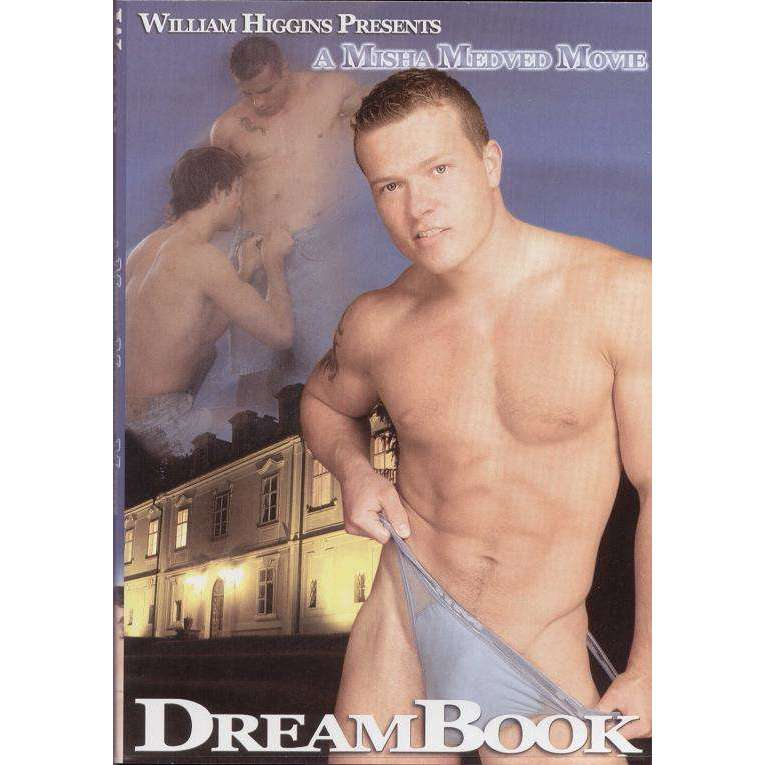 GAY DVD - Dream Book - William Higgins