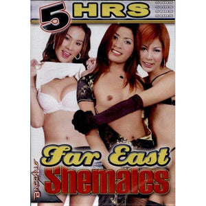 GAY DVD - Far East Shemales - 5 Hour