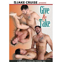 GAY DVD - Give & Take - Jake Cruise