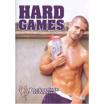 GAY DVD - Hard Games - Dean Monroe - Anton Dixon