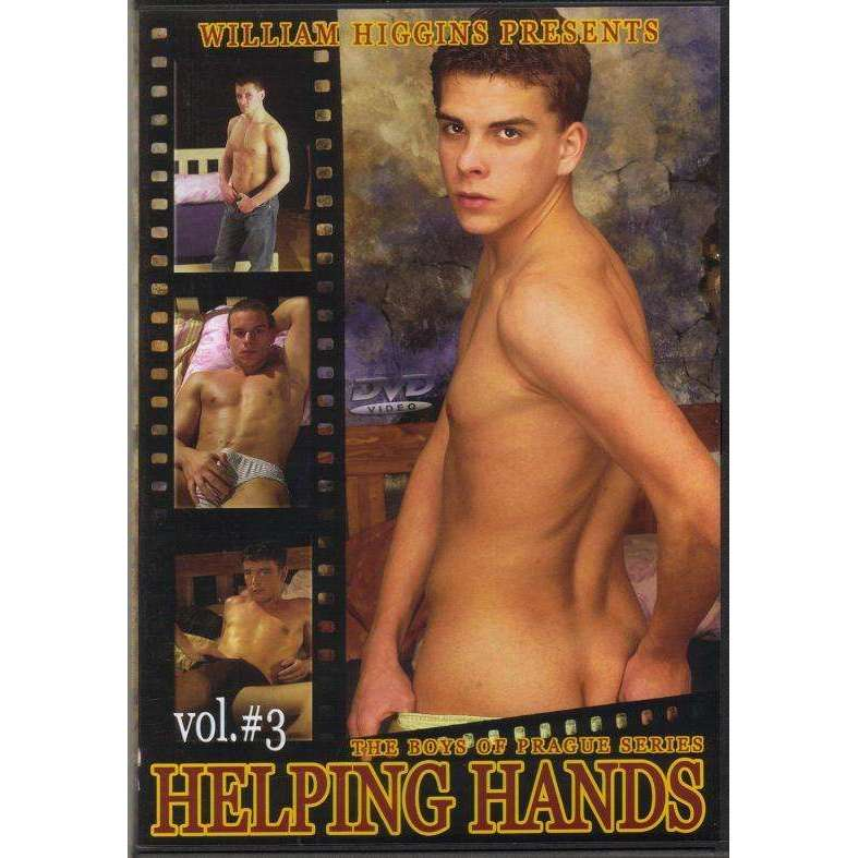 GAY DVD - Helping Hands Vol. #3 - William Higgins