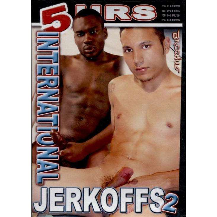 GAY DVD - International Jerkoffs 2 - 5 Hour