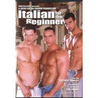 GAY DVD - Italian For The Beginner - Kristen Bjorn