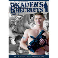 GAY DVD - Kaden's Recruits 2 - Active Duty