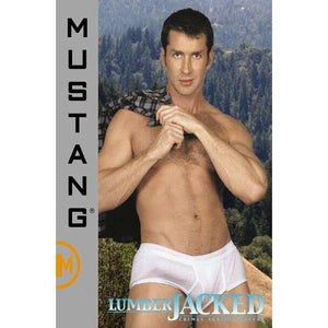 GAY DVD - Lumberjacked - Falcon Mustang - Mvp069
