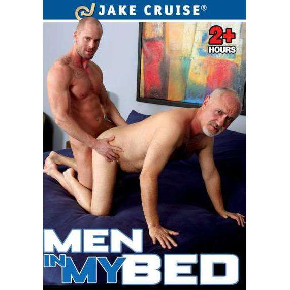 GAY DVD - Men In My Bed - Jake Cruise