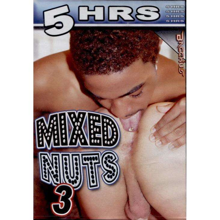 GAY DVD - Mixed Nuts 3 - 5 Hour