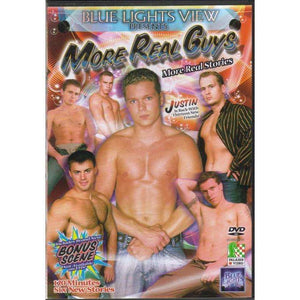 GAY DVD - More Real Guys - More Real Stories - Blue Lights View