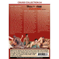 GAY DVD - Muscle Men Fucking - Jake Cruise