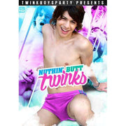 GAY DVD - Nuthin' Butt Twinks - Twink Boys Party