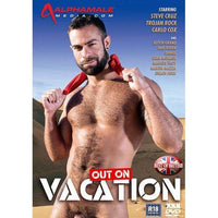 GAY DVD - Out on Vacation - Alpha Males