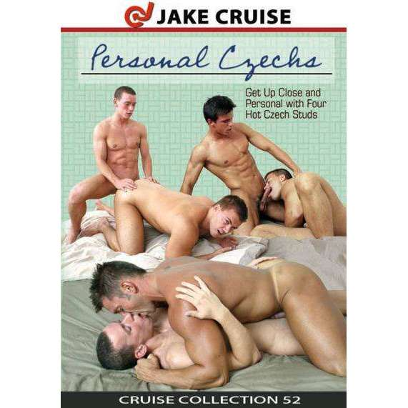 GAY DVD - Personal Czechs - Jake Cruise