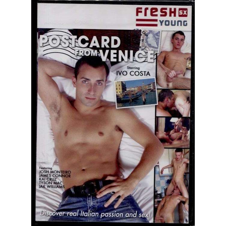 GAY DVD - Postcard From Venice