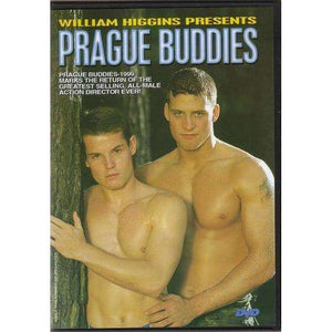 GAY DVD - Prague Buddies 1 - William Higgins