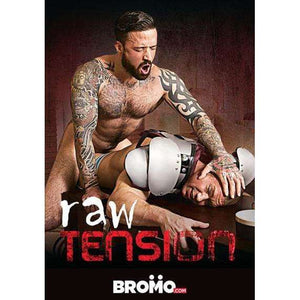 GAY DVD - Raw Tension - BROMO Bareback