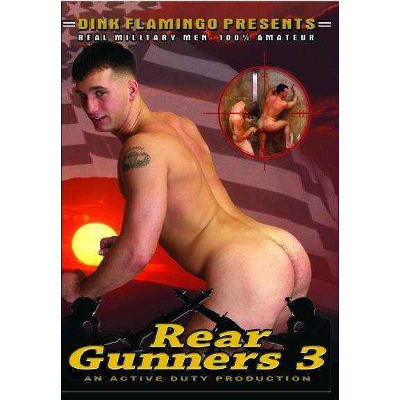 GAY DVD - Rear Gunners 3 - Active Duty