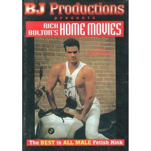 GAY DVD - Rick Bolton's Home Movies - Bob Jones Productions