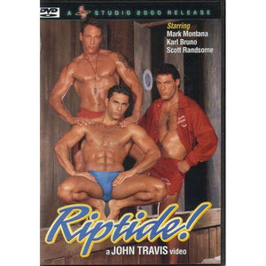 GAY DVD - Riptide! - Studio 2000