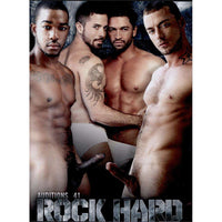 GAY DVD - Rock Hard - Auditions 41 - Lucas Entertainment