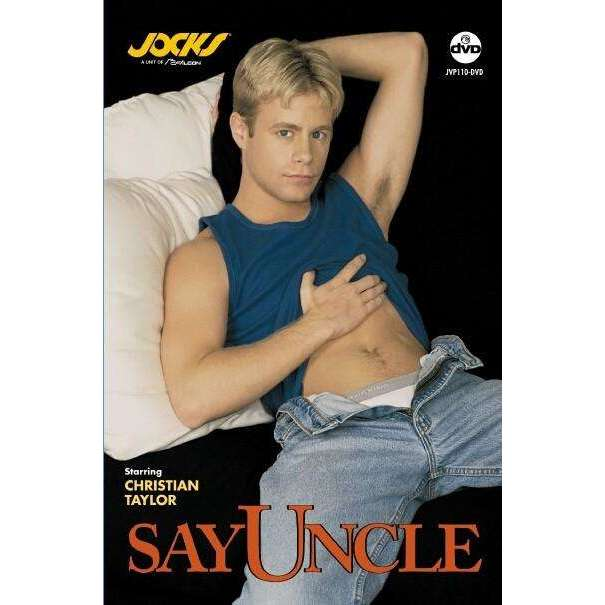 GAY DVD - Say Uncle - Falcon Jocks - Jvp110
