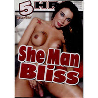 GAY DVD - She Man Bliss - 5 Hour