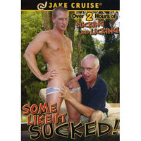 GAY DVD - Some Like it Sucked! - Jake Cruise