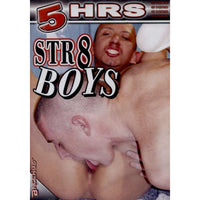 GAY DVD - Str8 Boys - 5 Hour