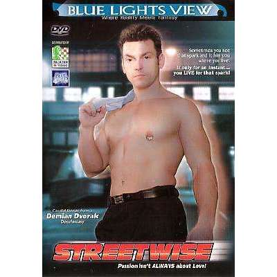 GAY DVD - Streetwise - Blue Lights View