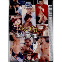 GAY DVD - Take Off That Uniform - 5 Hour
