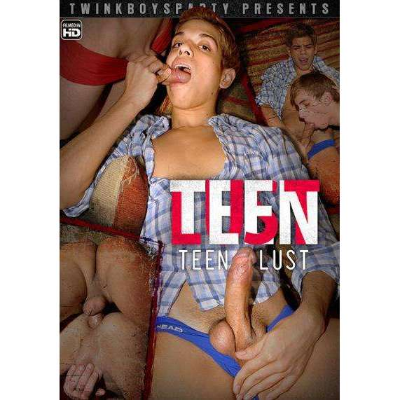 GAY DVD - Teen Lust- Twink Boys Party