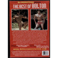 GAY DVD - The Best of Bolton - Bob Jones Productions