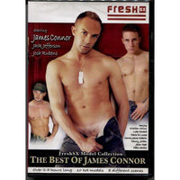 GAY DVD - The Best of James Connor