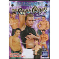 GAY DVD - The Real Guys ... Their Stories - Blue Lights View