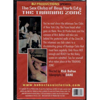 GAY DVD - The Sex Clubs of New York City The Training Zone - Bob Jones Productions