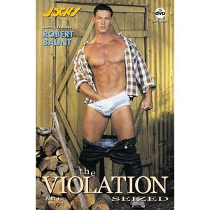 GAY DVD - The Violation - Part 1 - Seized - Falcon Jocks - Jvp104