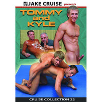 GAY DVD - Tommy and Kyle - Jake Cruise
