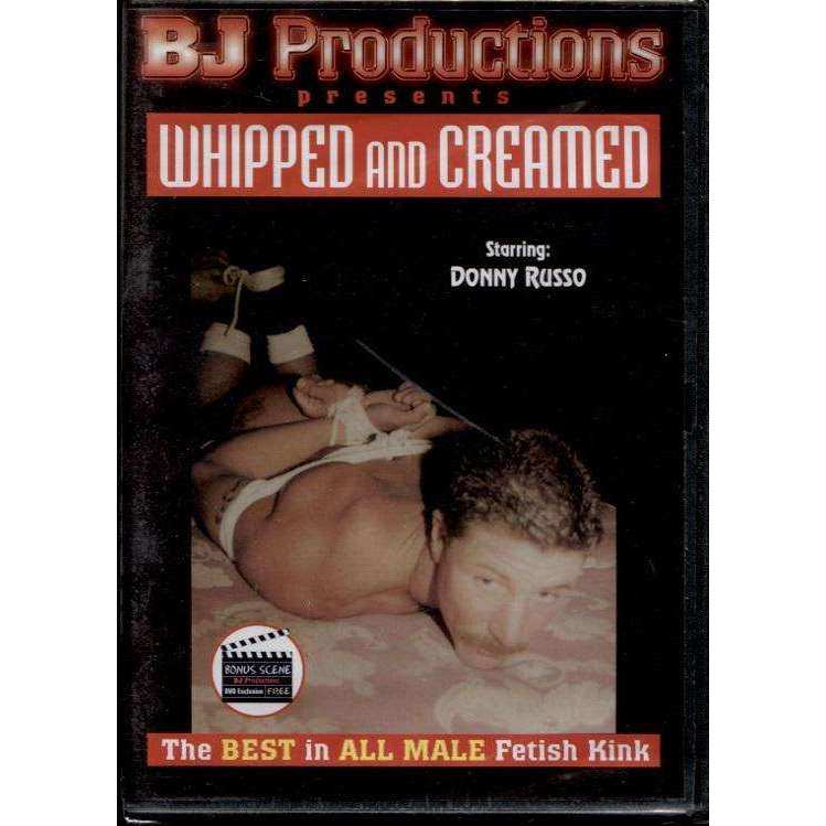 GAY DVD - Whipped and Creamed - Bob Jones Productions